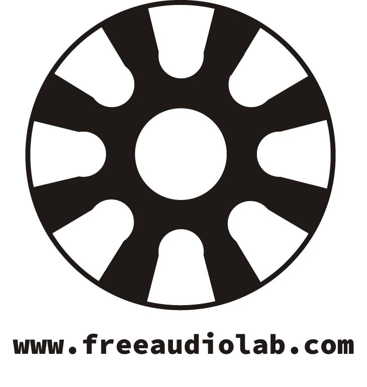 logo www.freeaudiolab negro.